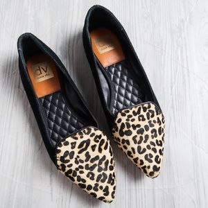 DV Dolce Vita | Leopard Pointed Flats
